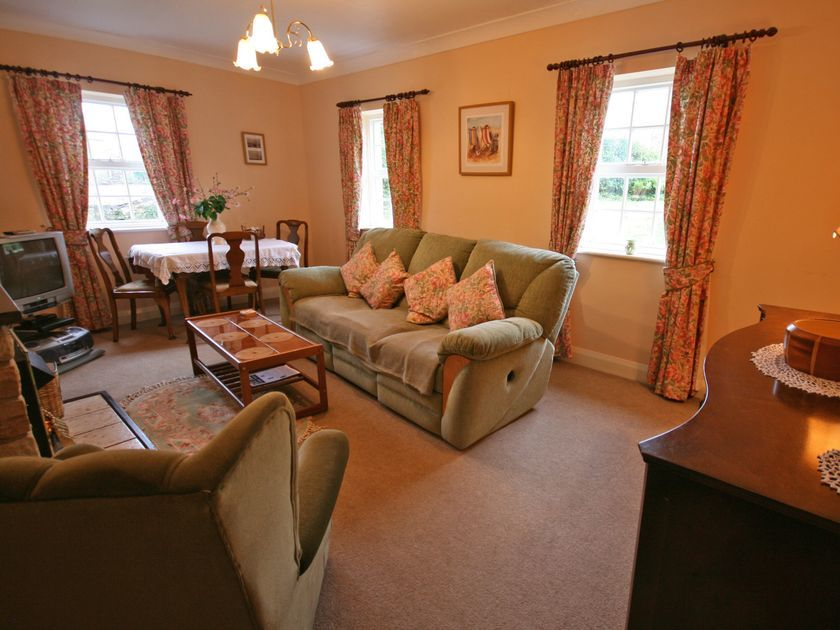West Lodge in Chathill - sleeps 4 people