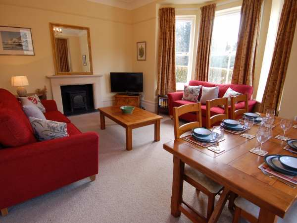 West Vane in Ugborough - sleeps 5 people