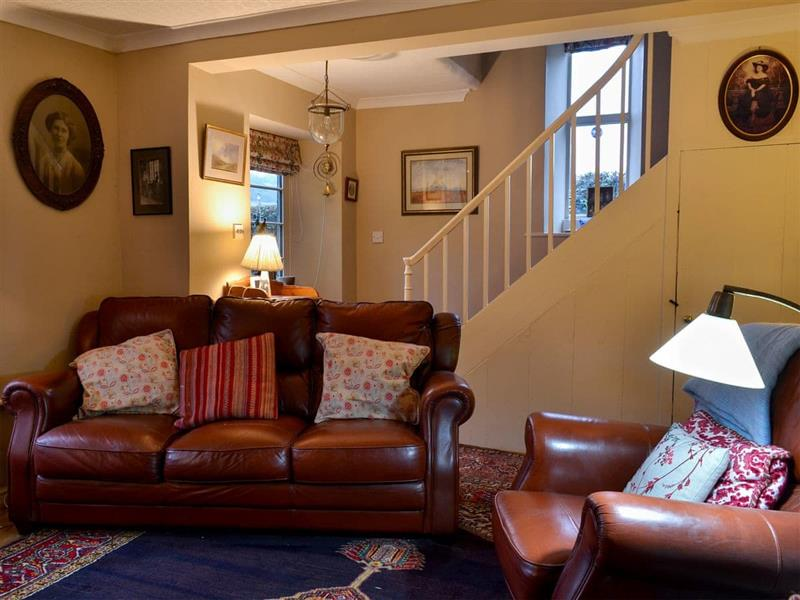 Westfield in Hackness, near Scarborough - sleeps 4 people