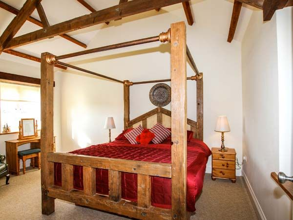 Wheal Kitty in St Newlyn East - sleeps 4 people