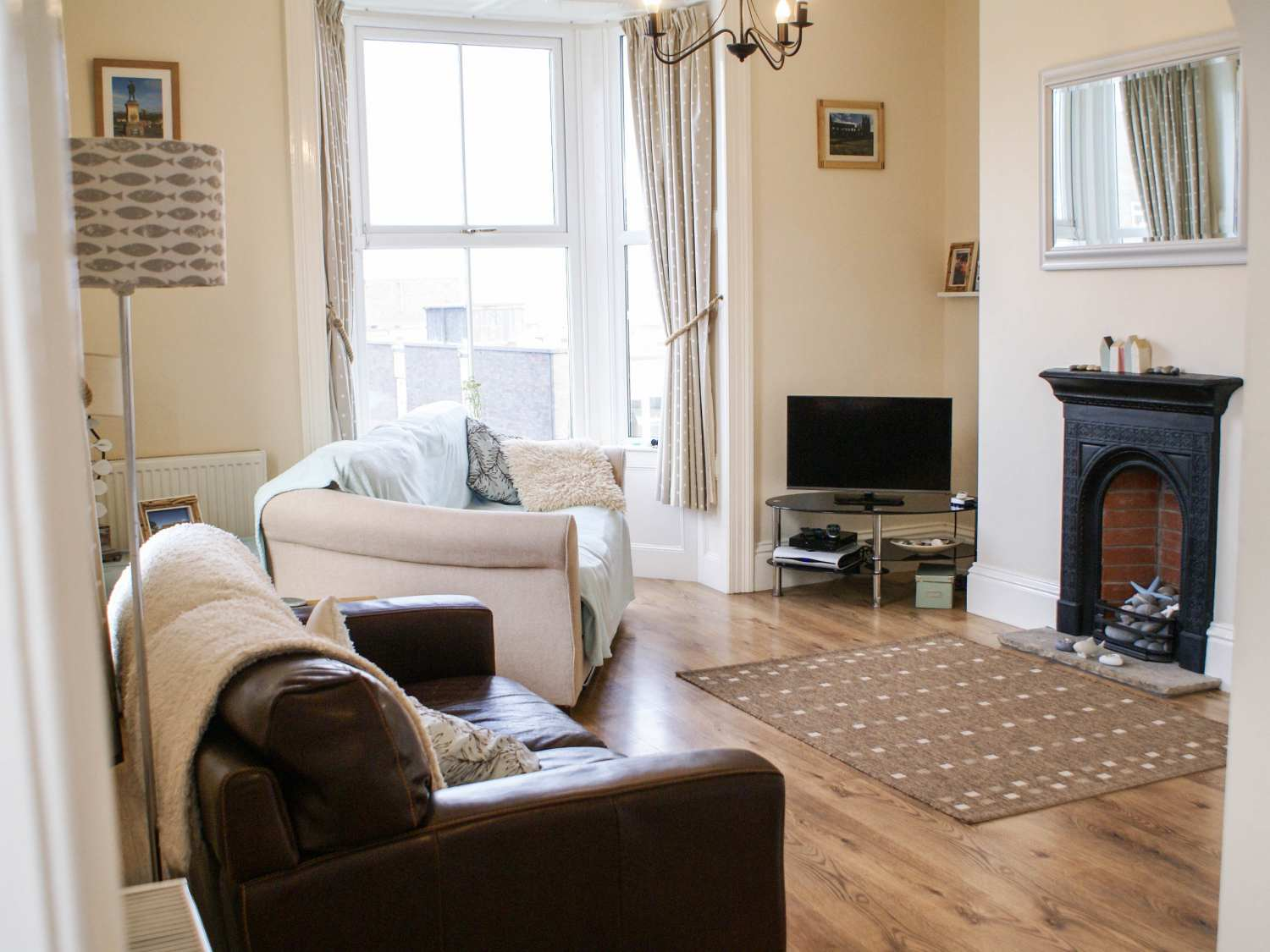 White Horses in Whitby - sleeps 4 people