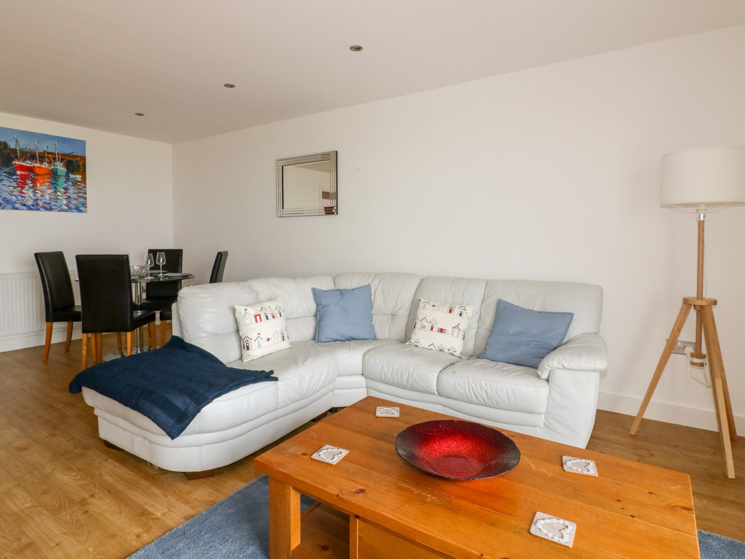 Whitewater in Newquay - sleeps 4 people