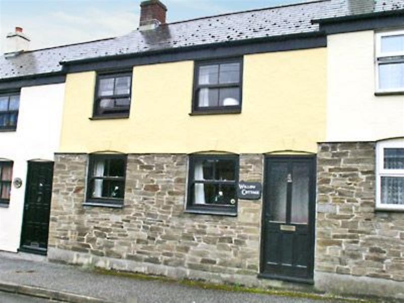 Willow Cottage in Newquay - sleeps 5 people