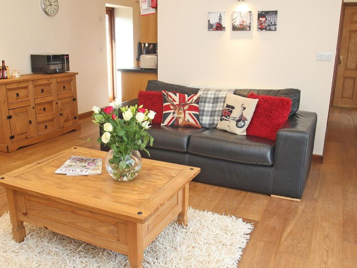 Willow in Falmouth - sleeps 4 people