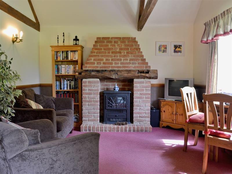 Willow Lodge in Chislet, nr. Canterbury - sleeps 2 people