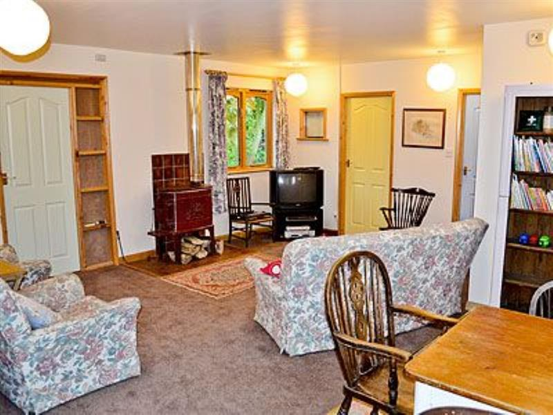 Willow Lodge in Watlington - sleeps 5 people
