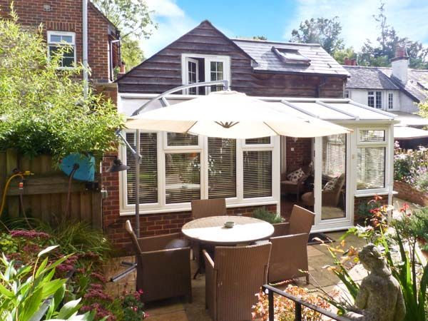 Woodend Annexe in Fontwell - sleeps 6 people