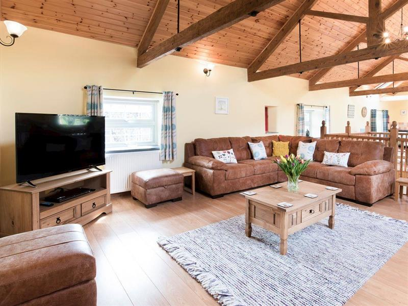Wooladon Holiday Cottages - The Rookery in Lifton, near Launceston, Devon - sleeps 8 people