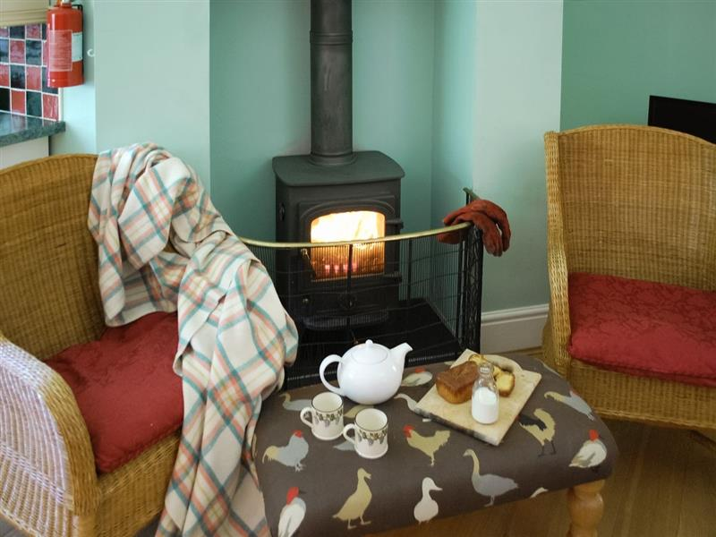 Y Potel Inc in Dwyran, Anglesey. - sleeps 4 people
