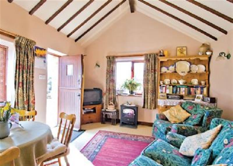 Yederick Barn in Scarborough - sleeps 2 people